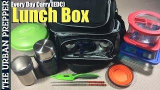 EDC Lunch Box by TheUrbanPrepper