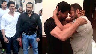 Tribute To Salman Khan & Shahrukh's Eternal FRIENDship