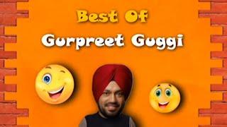 Best Punjabi Comedy Scenes | Gurpreet Ghuggi | New Punjabi Movie | Funny Comedy Clips