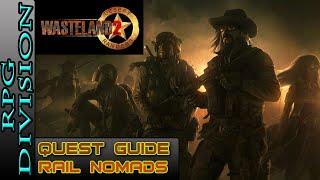 Wasteland 2 - Rail Nomads Peaceful Ending
