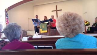 Back to the church in the wildwood- Arr. Mary McDonald