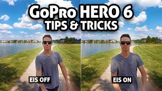 GoPro HERO 6 Shooting TIPS & TRICKS!