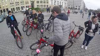 Berlin Bike Tour   Brandenberg Gate