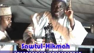 5 Walimar Auren Sheikh Muhammad Kabir Haruna Gombe 1434/2013