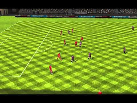 FIFA 14 Android - yashas821 VS FC Midtjylland