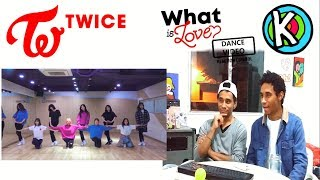 TWICE - What is Love? (Dance Practice) [REACTION ESPAÑOL]
