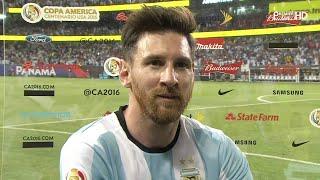 Lionel Messi vs Panama (Copa America 2016) HD 720p - English Commentary