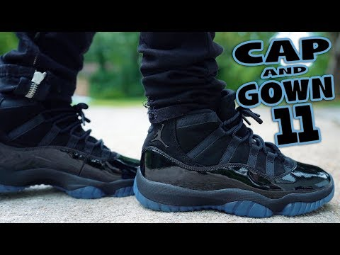 Xxx Mp4 WILL YOU COP AIR JORDAN 11 CAP AND GOWN REVIEW AND ON FEET 3gp Sex