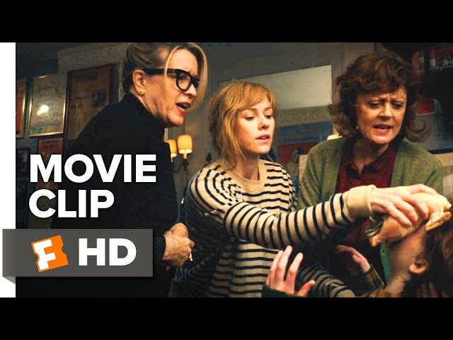 3 Generations Movie Clip - Black Eye (2017) | Movieclips Coming Soon