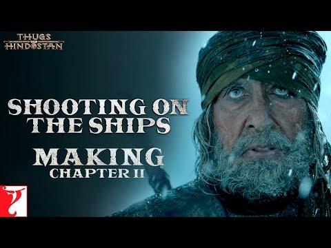 Xxx Mp4 Shooting On The Ships Making Of Thugs Of Hindostan Chapter 2 Amitabh Bachchan Aamir Khan 3gp Sex