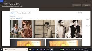 Upload mp3 audio file on YouTube. Convert mp3 audio to mp4 video file on Windows 10