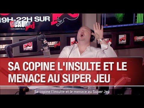 Xxx Mp4 Sa Copine L Insulte Et Le Menace Au Super Jeu C'Cauet Sur NRJ 3gp Sex