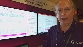 #RBBNP19 | Bill Thompson, Director, Network Transformation, Ribbon Communications