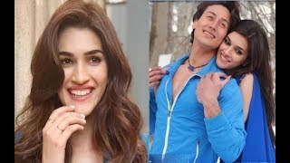 Kriti Sanon: Will Always Have A Soft Corner For Tiger Shroff In My Heart