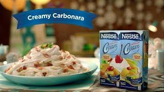 """""""Creamy Carbonara""""  NESTLÉ CREAM   Nestlé PH"""
