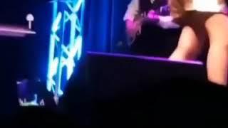 نانسي عجرم رقص و إغراء على إيقاعات أغنية بدنا نولع الجو في حفل لندن 2018