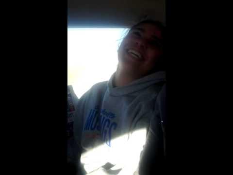 Stuck in seat belt