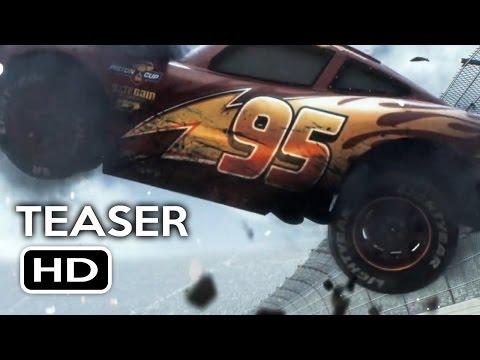 Cars 3 Official Teaser Trailer 1 2017 Disney Pixar Animated Movie HD