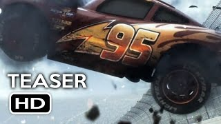 Cars 3 Official Teaser Trailer #1 (2017) Disney Pixar Animated Movie HD