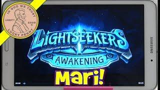 Light Seekers Mari & Tyrax Starter Sets Game Systems - Nature & Mountain Starter Decks