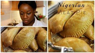 How to Make Nigerian Meat Pie | Ivonne Ajayi
