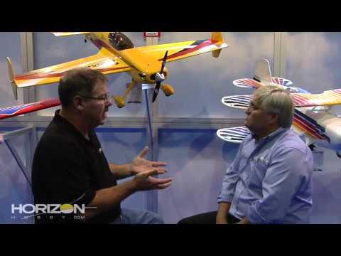 HorizonHobby.com Event Coverage - iHobby 2011 - Hangar 9