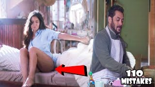 Plenty Mistakes In Tiger Zinda Hai Full Hindi Movie- (110 Mistakes) In Tiger Zinda Hai - Salman Khan