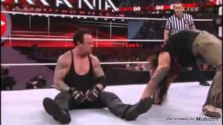 Bray Wyatt vs The Underaker, Wrestlemania moment