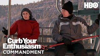 Curb Commandment: Sundown Skit Lift | Curb Your Enthusiasm (2017) | HBO