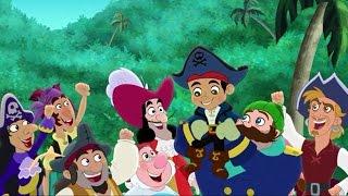 Jake und die Nimmerland Piraten Staffel 3 Folge 34 Die Eroberung des Nimmermeeres