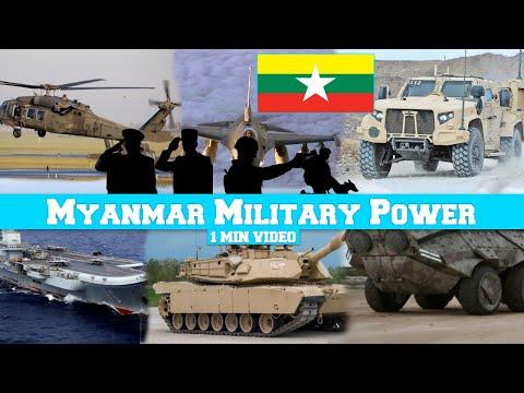 Xxx Mp4 Myanmar Military Power Comparison 2018 1min Video 3gp Sex