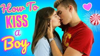 How To Kiss a Boy in School + DEMO!