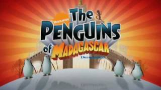 The Penguins Of Madagacar In Nick