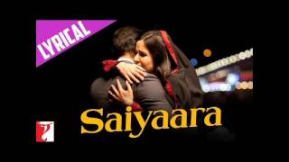 أغنية (saiyaara) من فيلم Ek Tha Tiger أداء المطرب الصاعد أحمدعبدالعظيم صادق