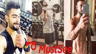 Virat Kohli Fitness Video [That Will INSPIRES You]