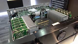 Quick Peek Inside Marantz SR8012 11.2-Channel AV Receiver at CEDIA 2017