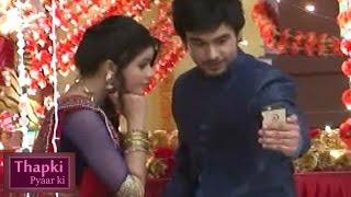 Thapki Pyaar Ki offscreen Cute Moments of Bihaan & Thapki – Don't Miss