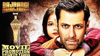 Bajrangi Bhaijaan (2015) │Full Movie Promotion Events │Salman Khan, Kareena Kapoor│Nawazuddin