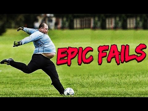 EPIC FOOTBALL FAILS COMPILATION SOCCER VINES