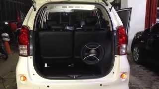 Audio mobil Toyota Avanza / Xenia | Paket audio 1 hari pengerjaan | Innovation car audio jakarta