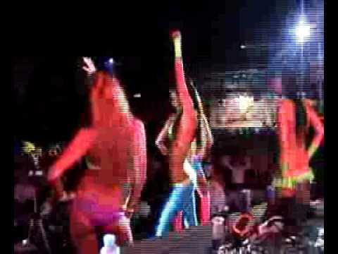Deba Montana Miracle club Budva 09 MTV dance session
