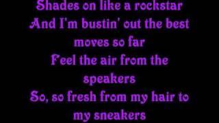 Shades with Lyrics - StarStruck