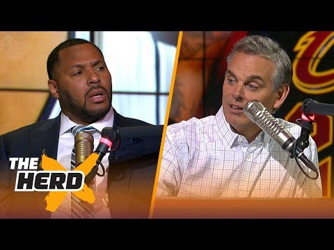 Xxx Mp4 Eddie House On The Pros Cons Of NBA Superteams Factors In LeBron S Next Move NBA THE HERD 3gp Sex