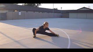 Wushu Basic Stances -Tess Kielhamer