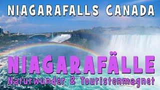 NIAGARAFÄLLE #1 - Naturwunder und Touristenmagnet in Kanada | NIAGARA FALLS Canada