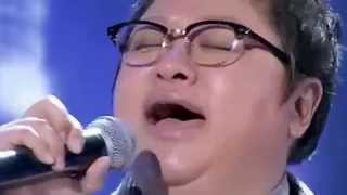 ايدل الصين | مصاب بضعف الذاكرة...  يذهل الجميع بصوته الرائع!!!