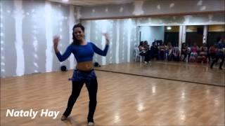 Nataly Hay Belly Dancer נטלי חי ריקודי בטן Raqs Sharqi