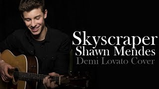 Skyscraper - Shawn Mendes (Lyrics Video)