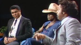James Brown - Interview 1981 (With Muhammad Ali, Al Sharpton)