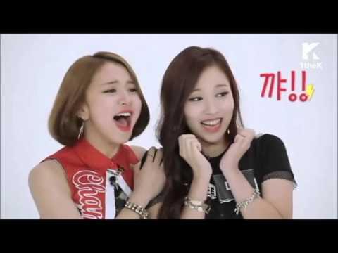"""Let's Dance! TWICE """"Like OOH AHH"""" Sub Español"""